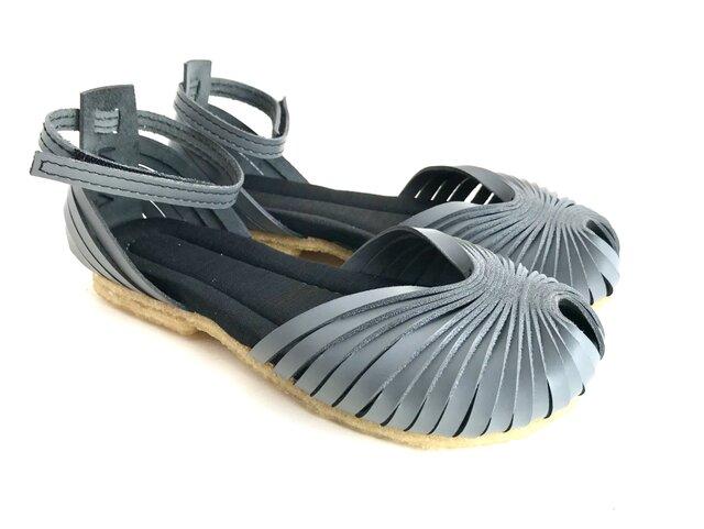 【受注製作】STRAP sandalsの画像1枚目