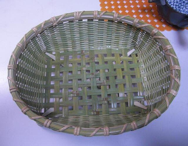竹かご制作キットV3の画像1枚目