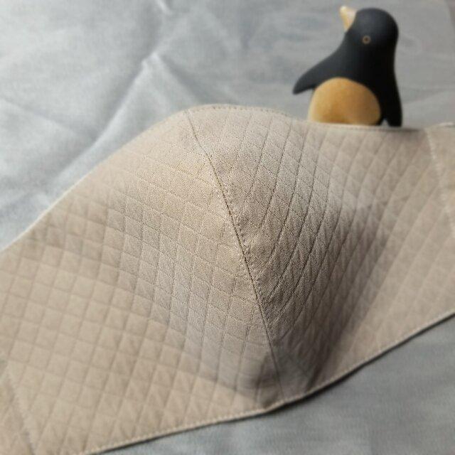 ⑪【高級米沢織生地使用】送料無料 おしゃれ立体マスクの画像1枚目