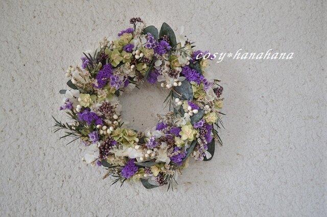 紫野の里wreathの画像1枚目