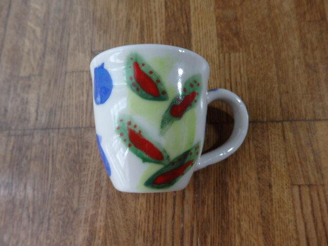 磁器 コーヒーカップ ノーコロナ 小の画像1枚目