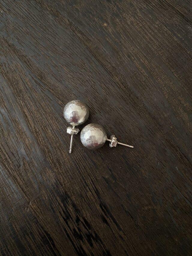 rustle silver boll Pierce(L)の画像1枚目