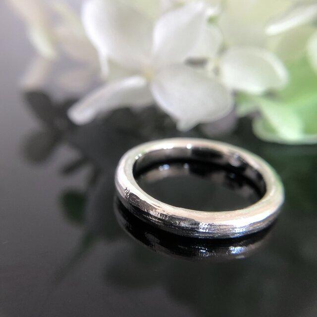 Twiggy silver ring Mの画像1枚目