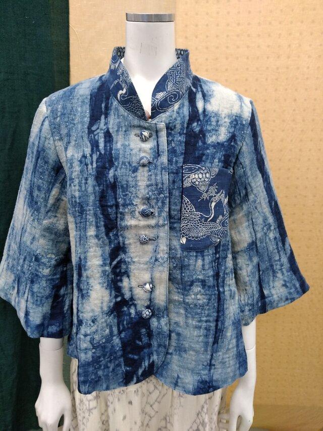 藍染ジャケット/SOLD OUTの画像1枚目