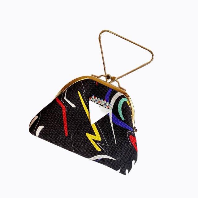 ▽ handle M size bag  / 3149の画像1枚目