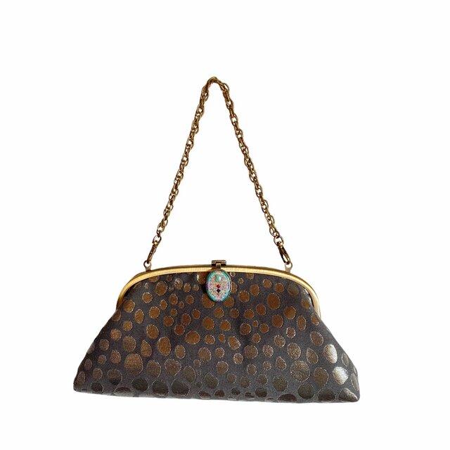 Jewelry Mini Clutch Bag  / 1506の画像1枚目