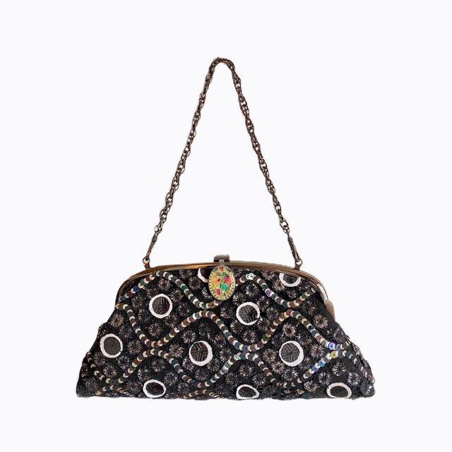 Jewelry Mini Clutch Bag  / 3210の画像1枚目