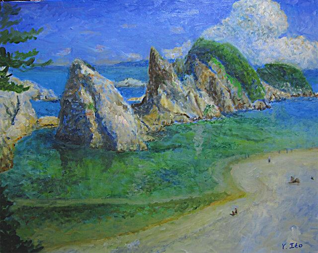 ウミ『浄土ヶ浜』の画像1枚目