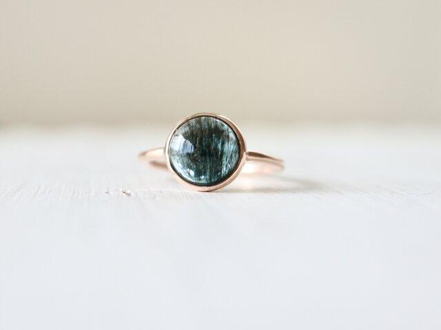 K10[人魚のアクアマリン]ringの画像1枚目