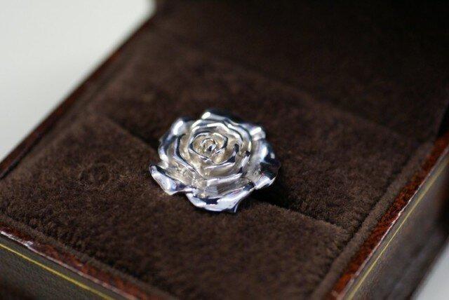 薔薇のピンCR-P-007の画像1枚目