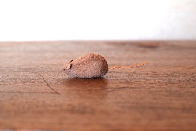 置物 ネズミの画像1枚目