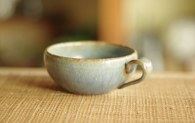 スープカップ           耐熱・直火OKの画像1枚目
