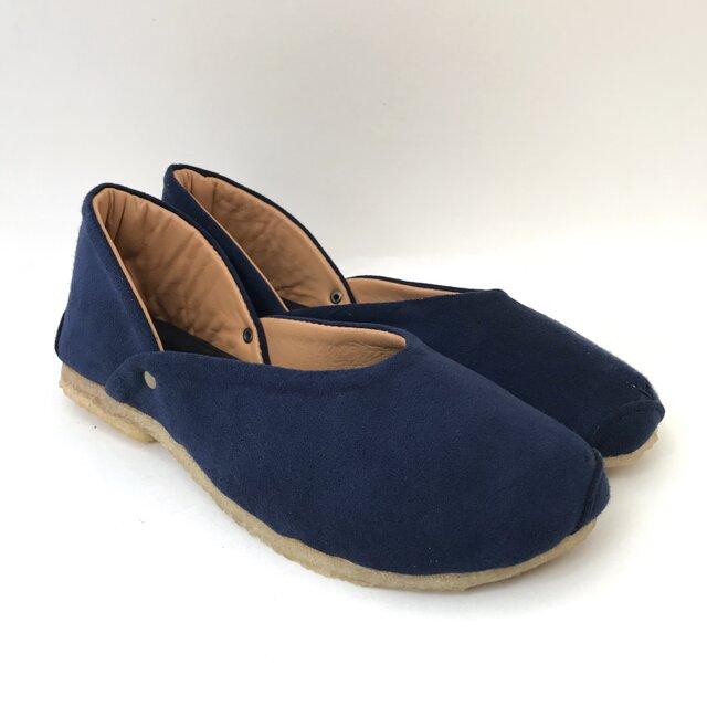 【受注製作】ROUND shoesの画像1枚目