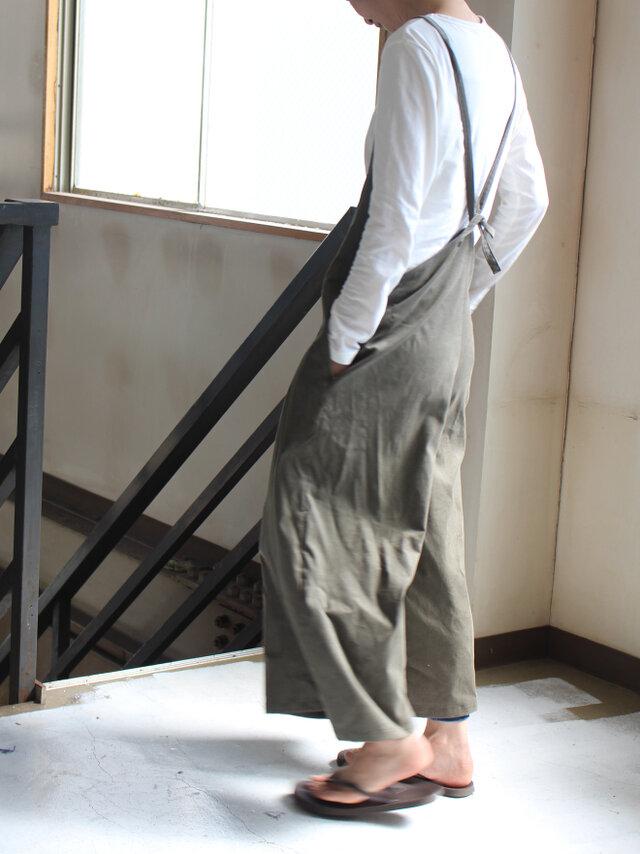 【秋NEW】大人服コーデュロイ*サロペット~【受注生産】の画像1枚目