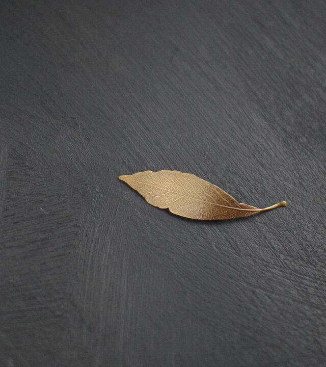 Leaf ブローチの画像1枚目