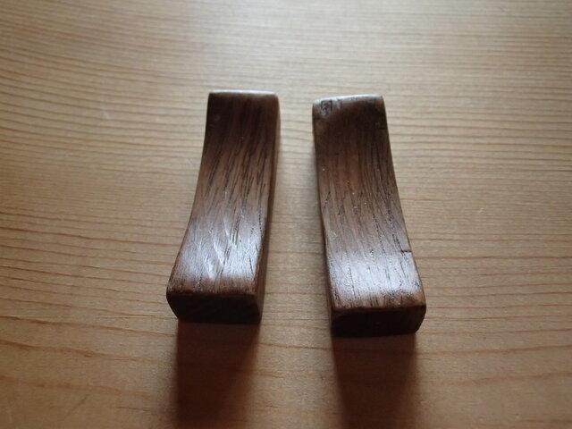 箸置き(カーブ)Aの画像1枚目