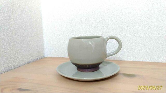 つぼみカップ&ソーサーの画像1枚目