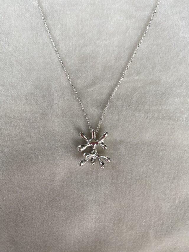 Jatropha necklace ーヤトロファーの画像1枚目
