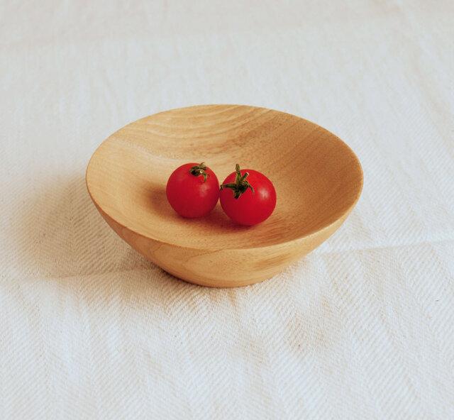 木のお皿・器 くるみ材1の画像1枚目