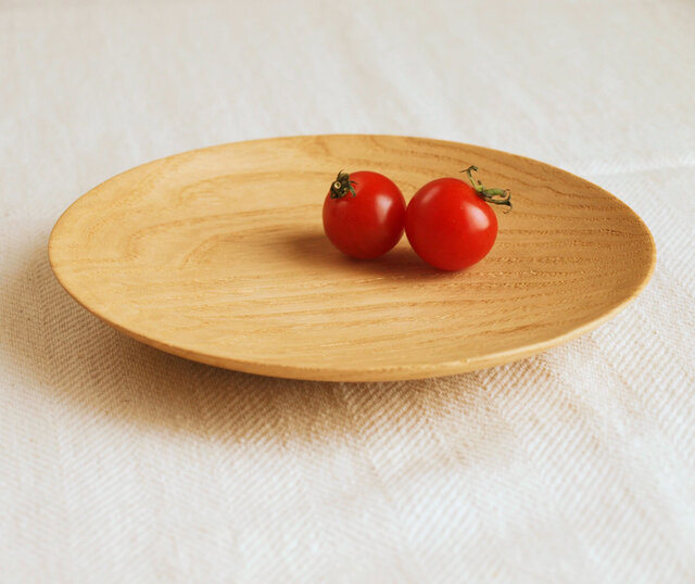 木のお皿・器 栗材1の画像1枚目