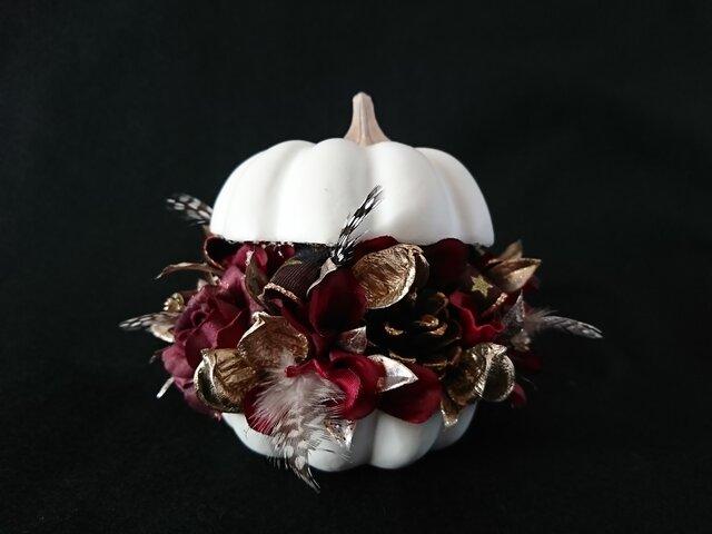 white pumpkinの画像1枚目