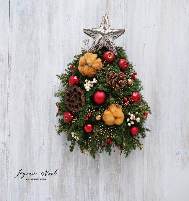 クリスマスワッグ(2005)~クリスマス吊リー~ 36X24の画像1枚目