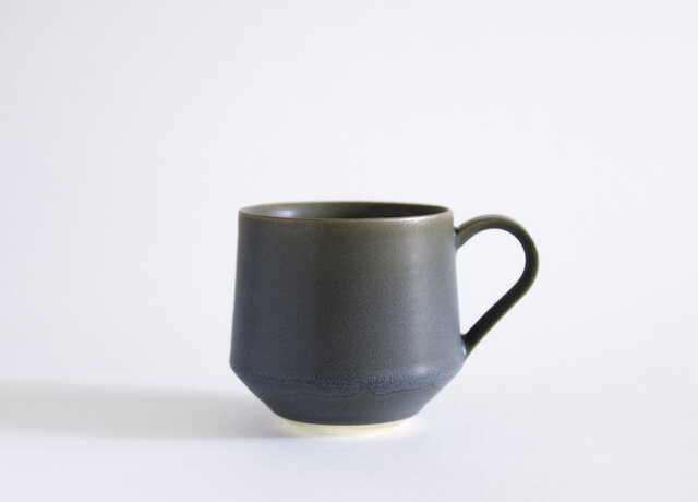 Mug A  color:indigo blueの画像1枚目
