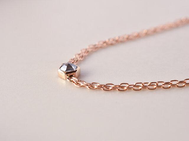 Stella Diamond Bracelet Hexagonの画像1枚目