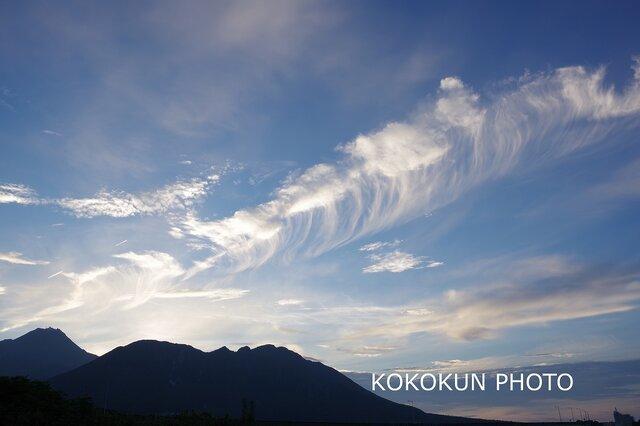 雲のある風景3「ポストカード5枚セット」の画像1枚目