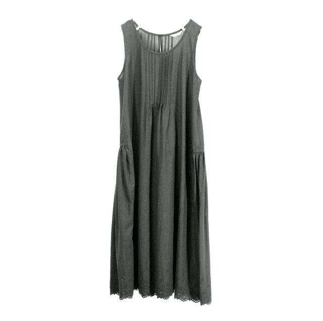 naonanaさまご注文品シュミーズドレス(チャコールグレー)の画像1枚目