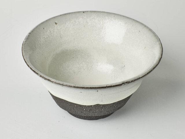 茶碗 その67 雪灰の画像1枚目