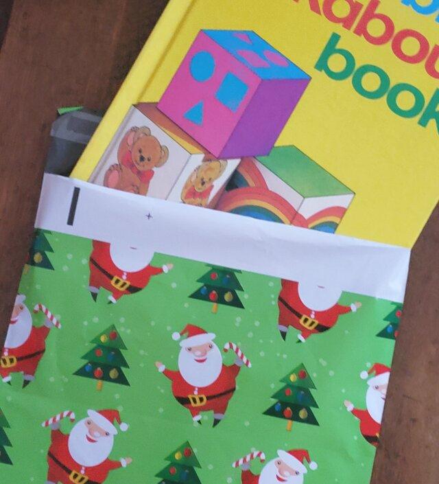 サンタクロースの宅配袋 クリスマス  20枚の画像1枚目