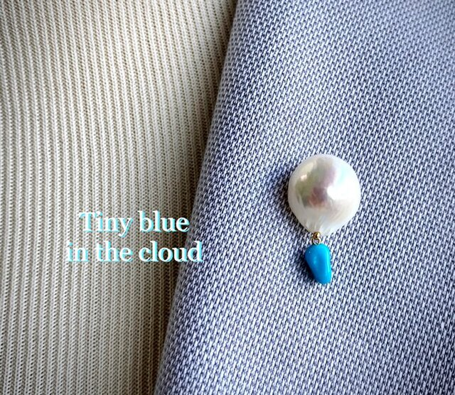 Tiny blue in the cloud(タイニーブルー)の画像1枚目