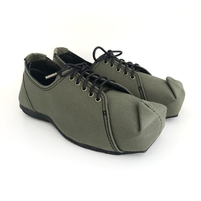 【受注製作】SQUARE sneakersの画像1枚目