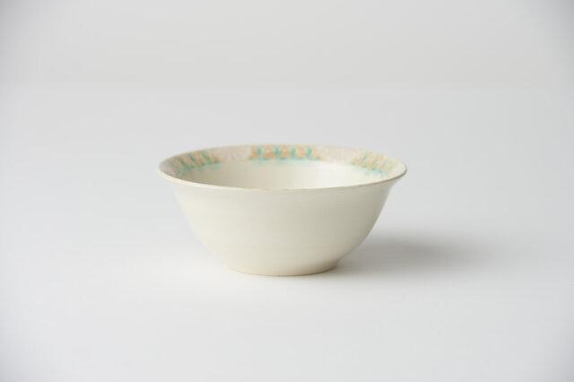 鉢「花環」の画像1枚目