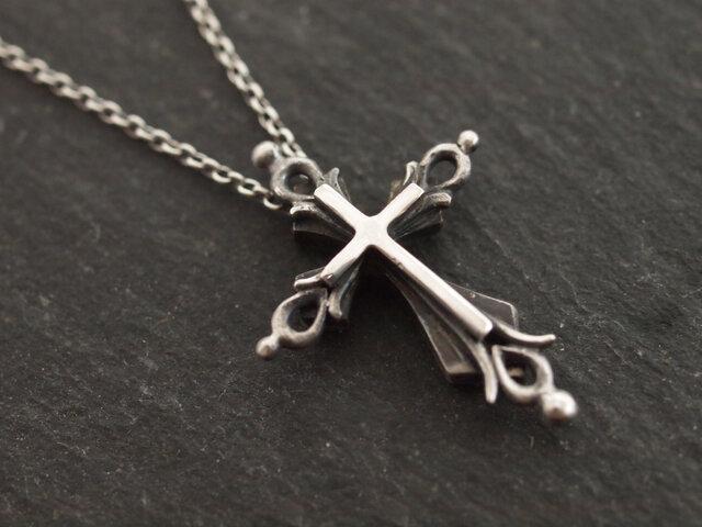十字架のネックレス2の画像1枚目