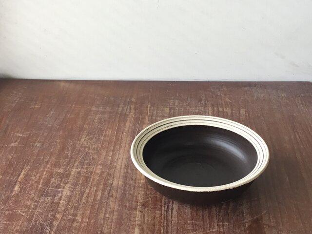 オーブンパンS 茶線ブラウンの画像1枚目