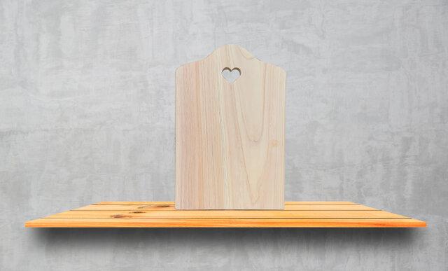 ヒノキのミニカッティングボードの画像1枚目
