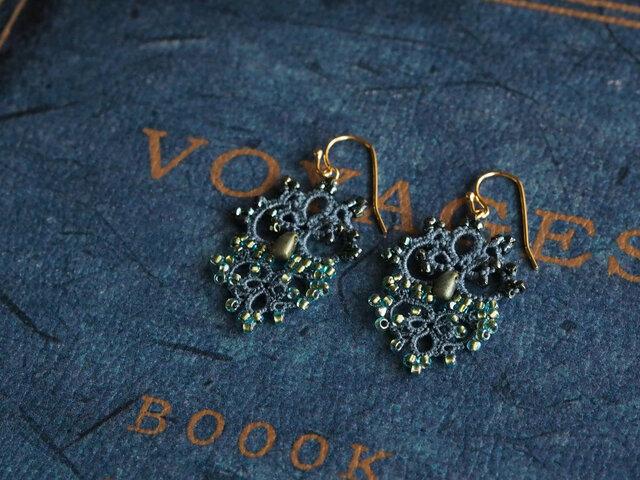Victorian - turquoise -の画像1枚目