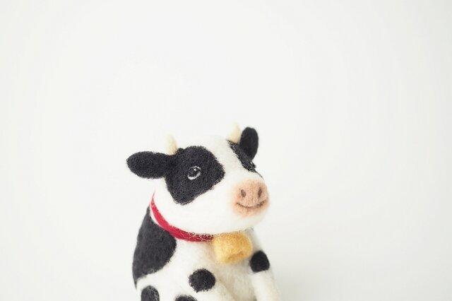 牛(Holstein)Bの画像1枚目