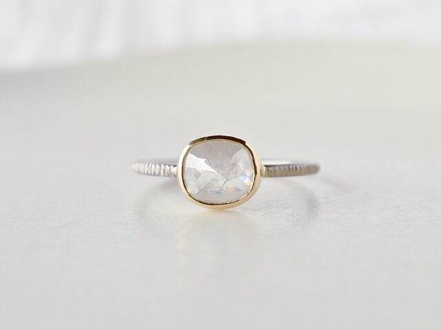 Fog Diamond Ringの画像1枚目