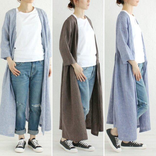 【alinの新春福袋2021】天然素材の洋服セットの画像1枚目