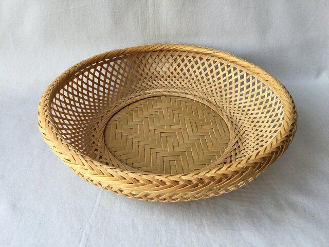 盛りかご(鉄鉢型25cm)の画像1枚目