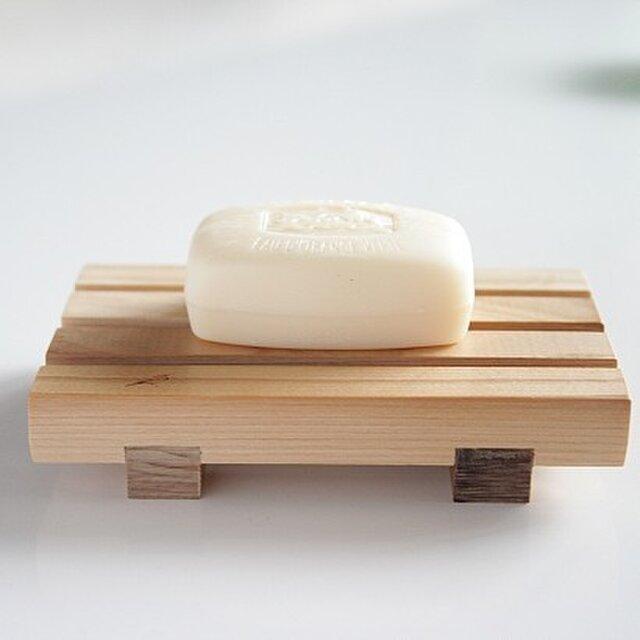 石鹸置き yue -湯坐-(S) 【表面:凹面/フラット面】の画像1枚目