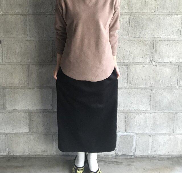 long skirt(tight)の画像1枚目