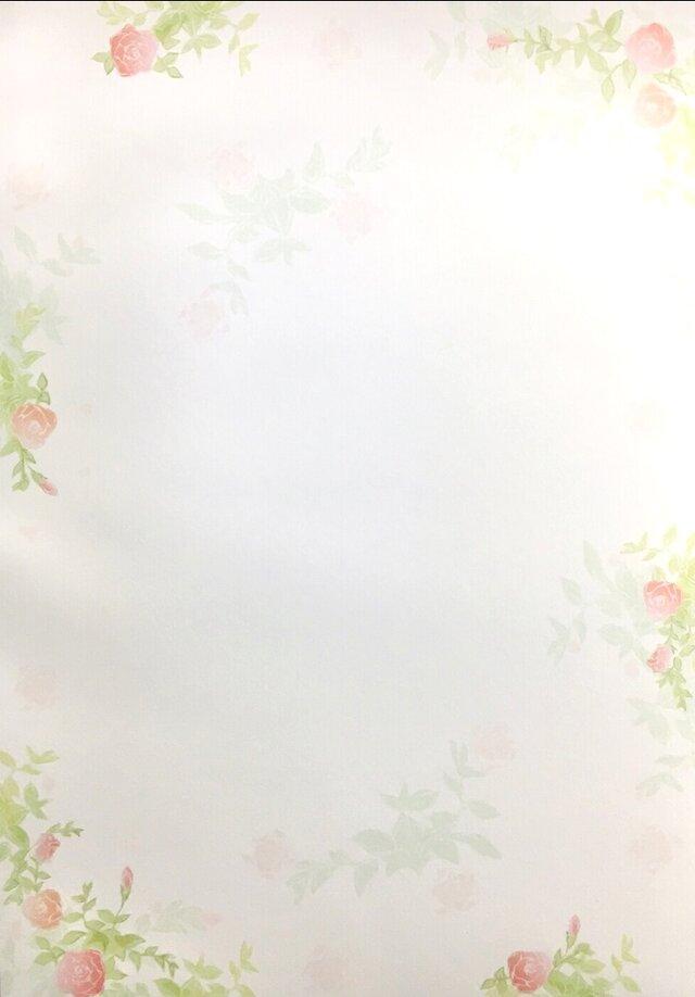 4100円商品(Box A〜C)に長文手紙付き200円を希望の画像1枚目