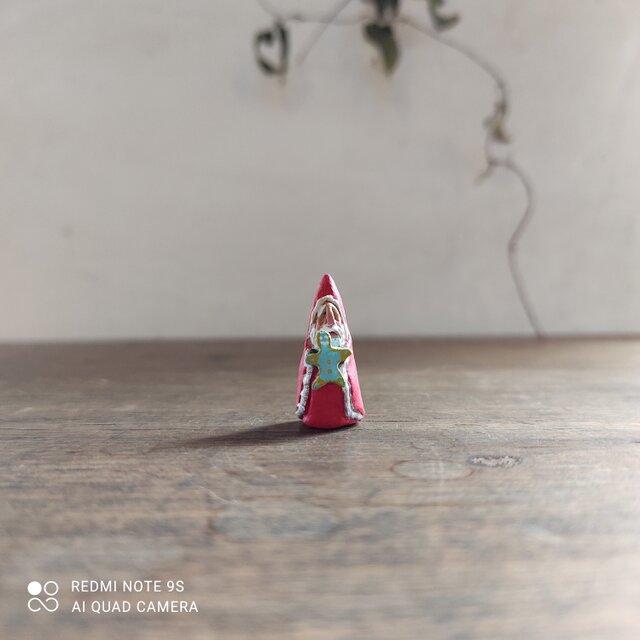 小さな小さなサンタクロース 8(ジンジャーマン)の画像1枚目