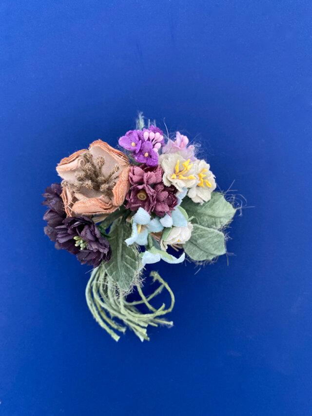 布花 Corsage petit bouquet Dの画像1枚目
