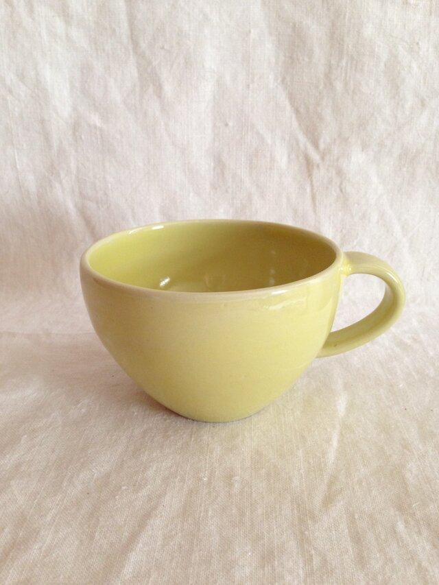 マグカップ(イエロー)の画像1枚目