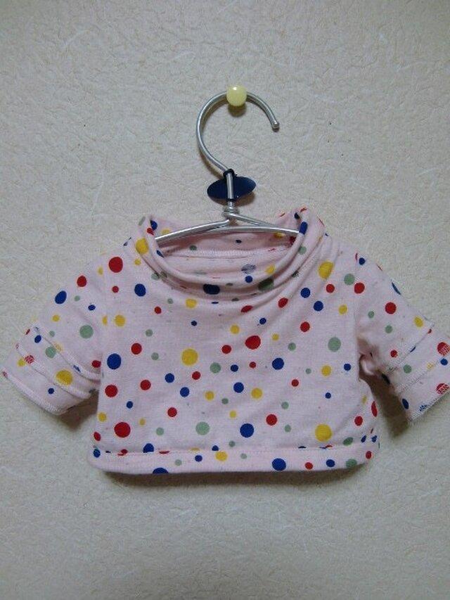 水玉Tシャツ の画像1枚目
